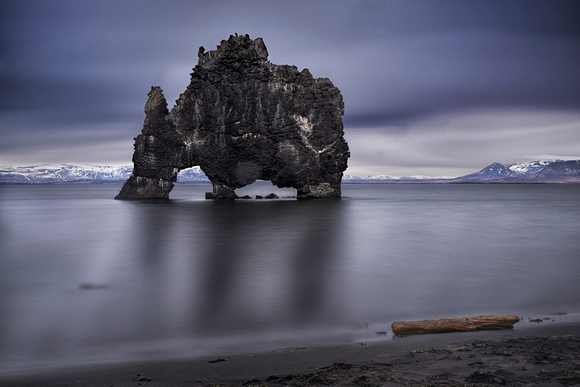 The Sea Troll, Hvitserkur